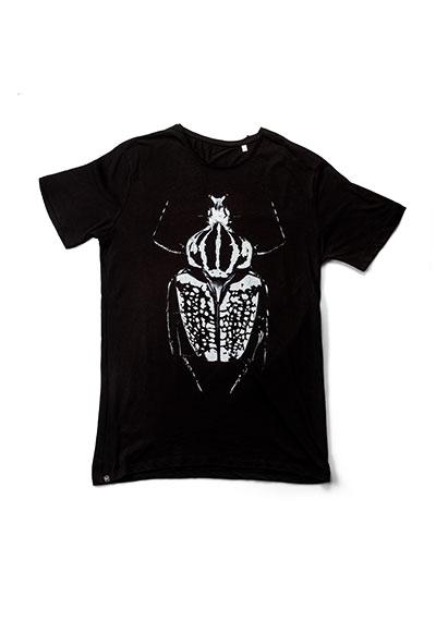 Men's Golia Black T-Shirt