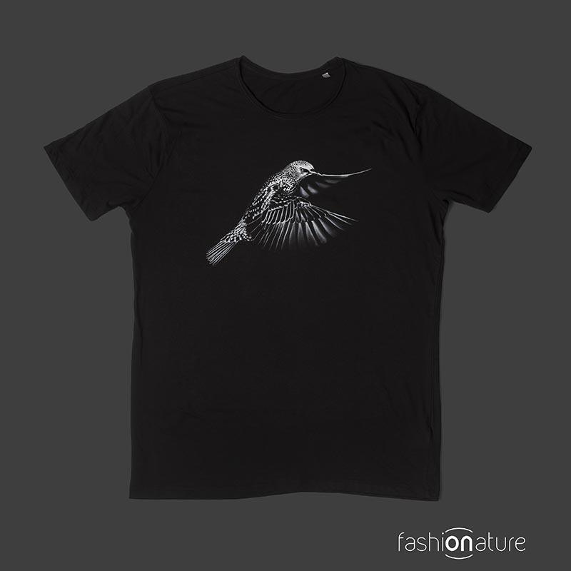 Men's Storno Black T-Shirt